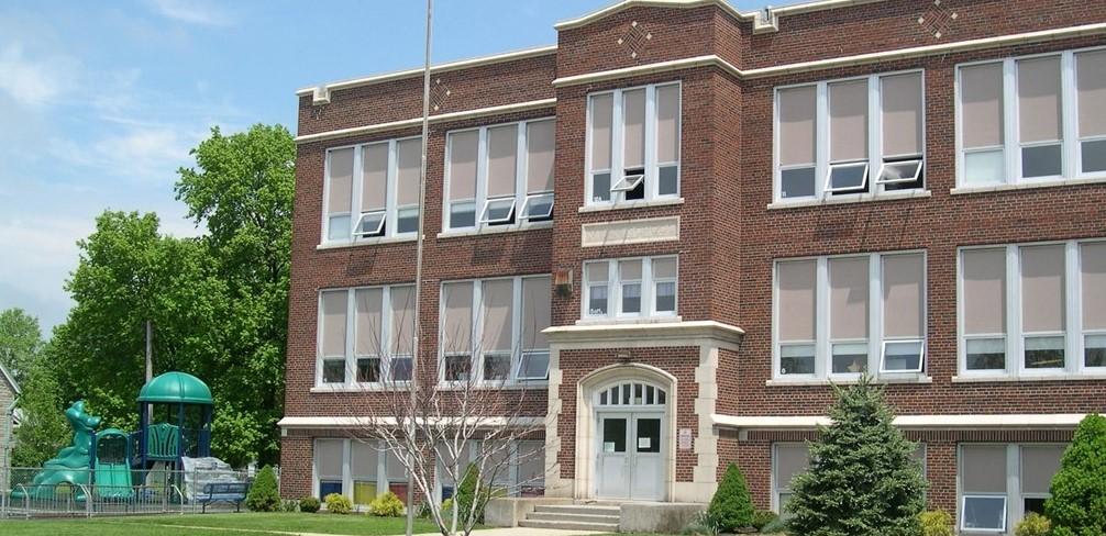 Edison elementary Building
