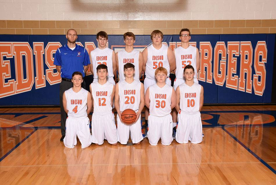 2018-19 Freshmen Basketball Team