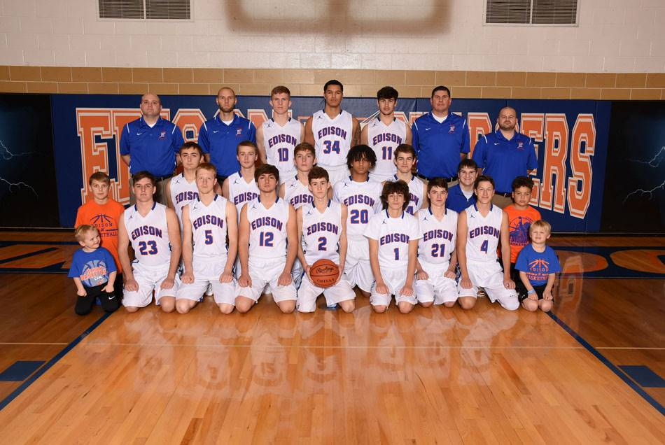 2018-19 Varsity Basketball Team