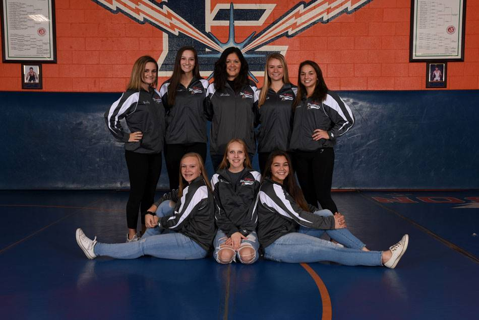 2018-19 Chargerettes