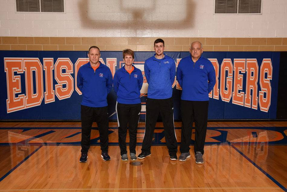 2018-19 Lady Charger Basketball Coaching Staff