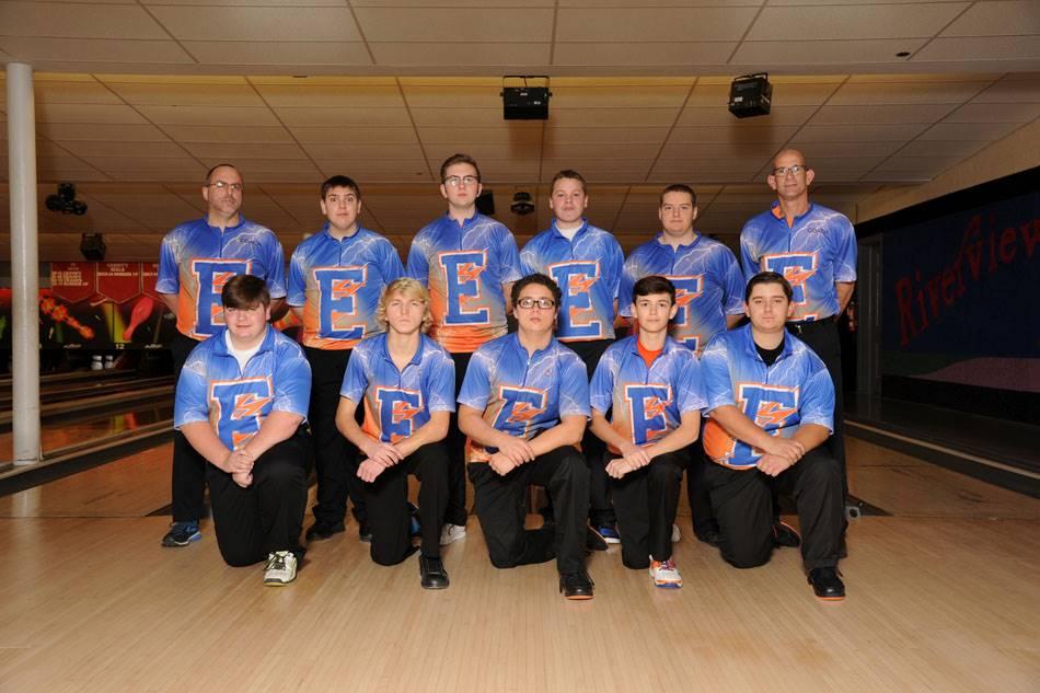 2018-19 Boys Bowling Team