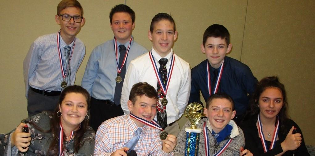 7th Grade Firelands Championship