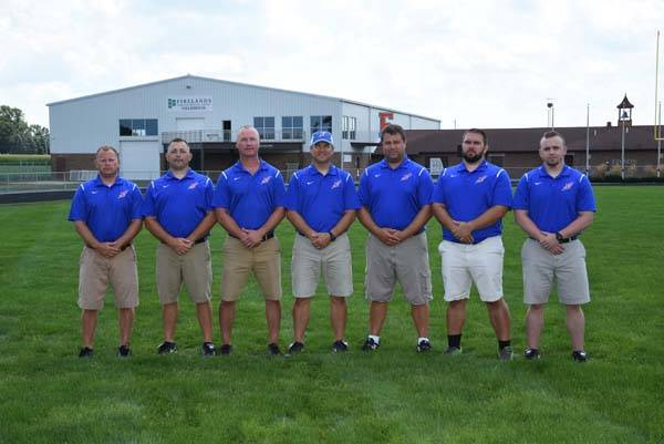 2018 Football Coaching Staff
