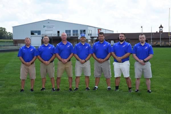 2018 Football Coaching Staff
