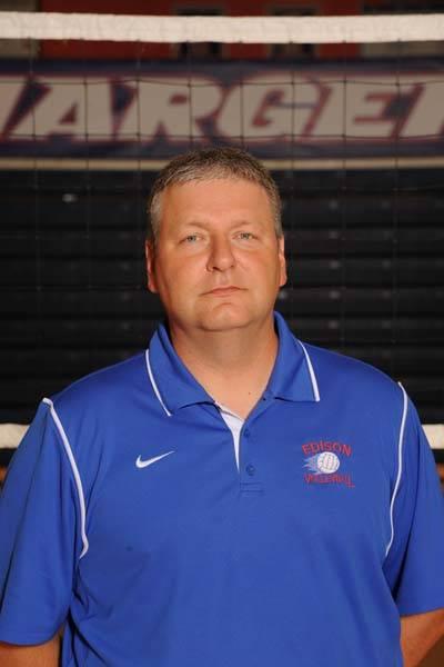 Head Volleyball Coach - Sean Hoover