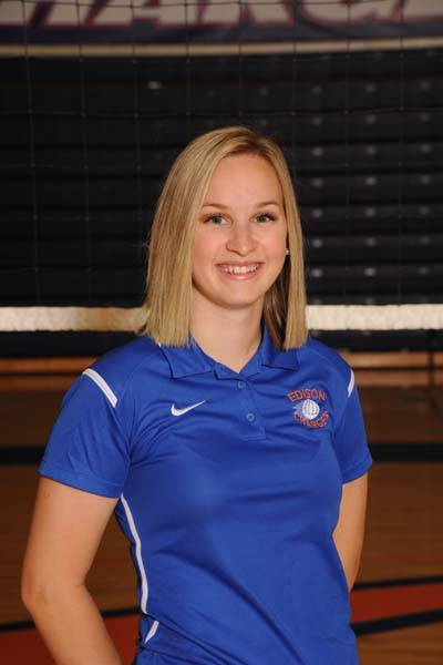 Junior Varsity Volleyball Coach - Liz Cox