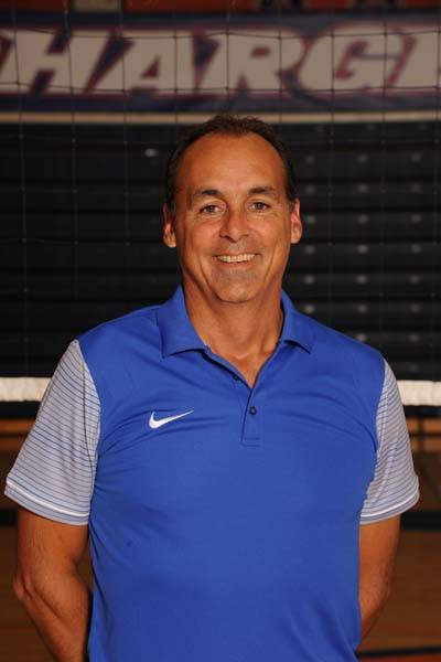 Freshman Volleyball Coach - Jim Teed