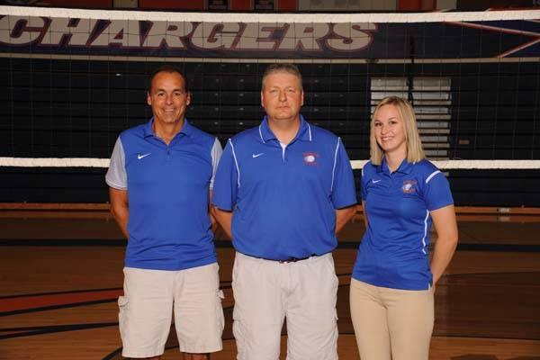 2018 Volleyball Coaching Staff