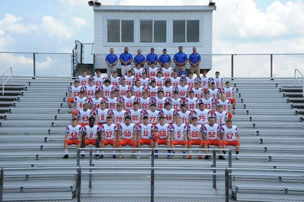 2018 Charger Football Team