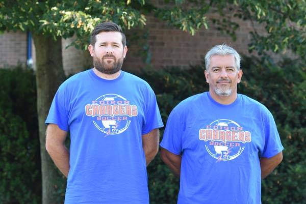 2018 Boys Soccer Coaching Staff