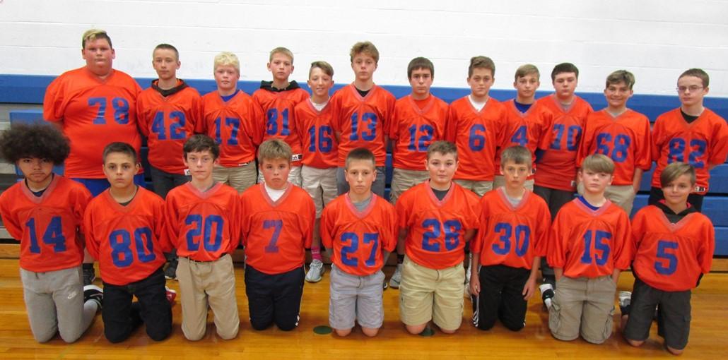 7th Grade SBC Champions 2019