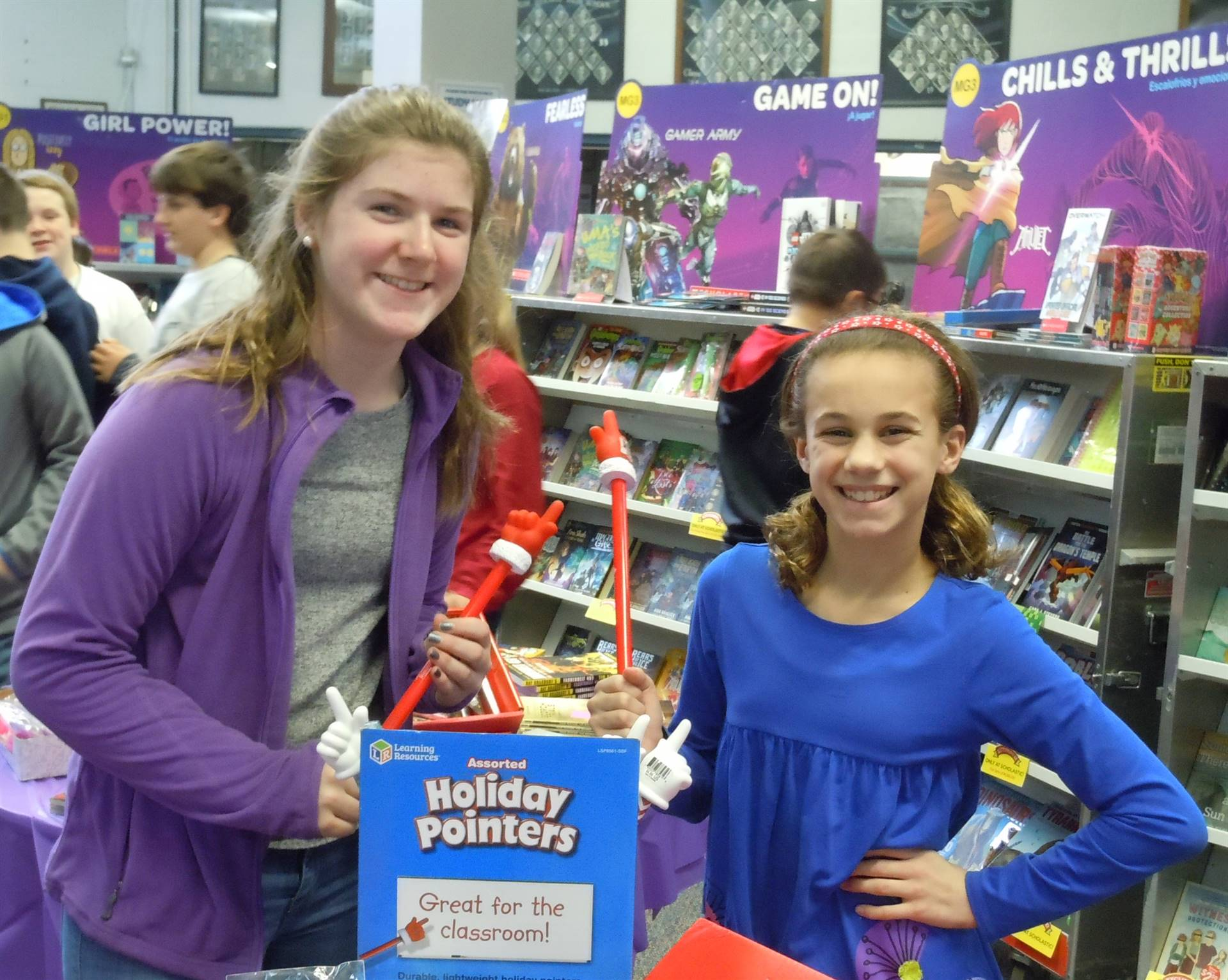 Parents Club Scholastic Book Fair