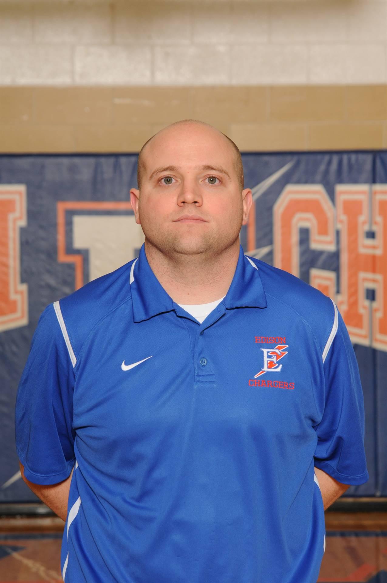Head Varsity Coach - Kyle Hammond