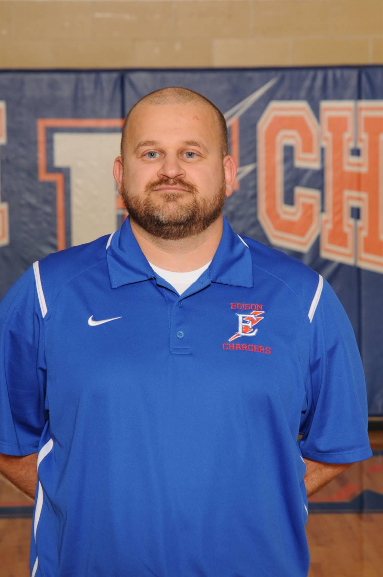 Assistant Varsity Coach - Drew Schaeffer