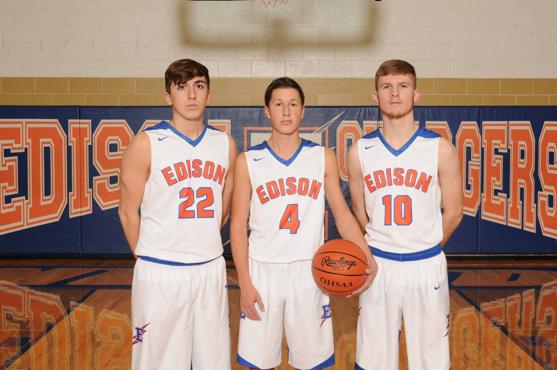 2019 Boys Basketball Seniors