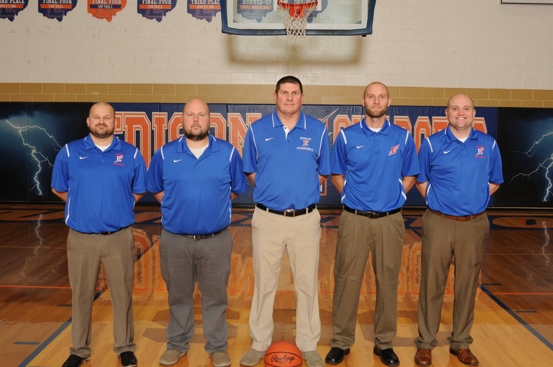 2019 Boys Basketball Coaching Staff