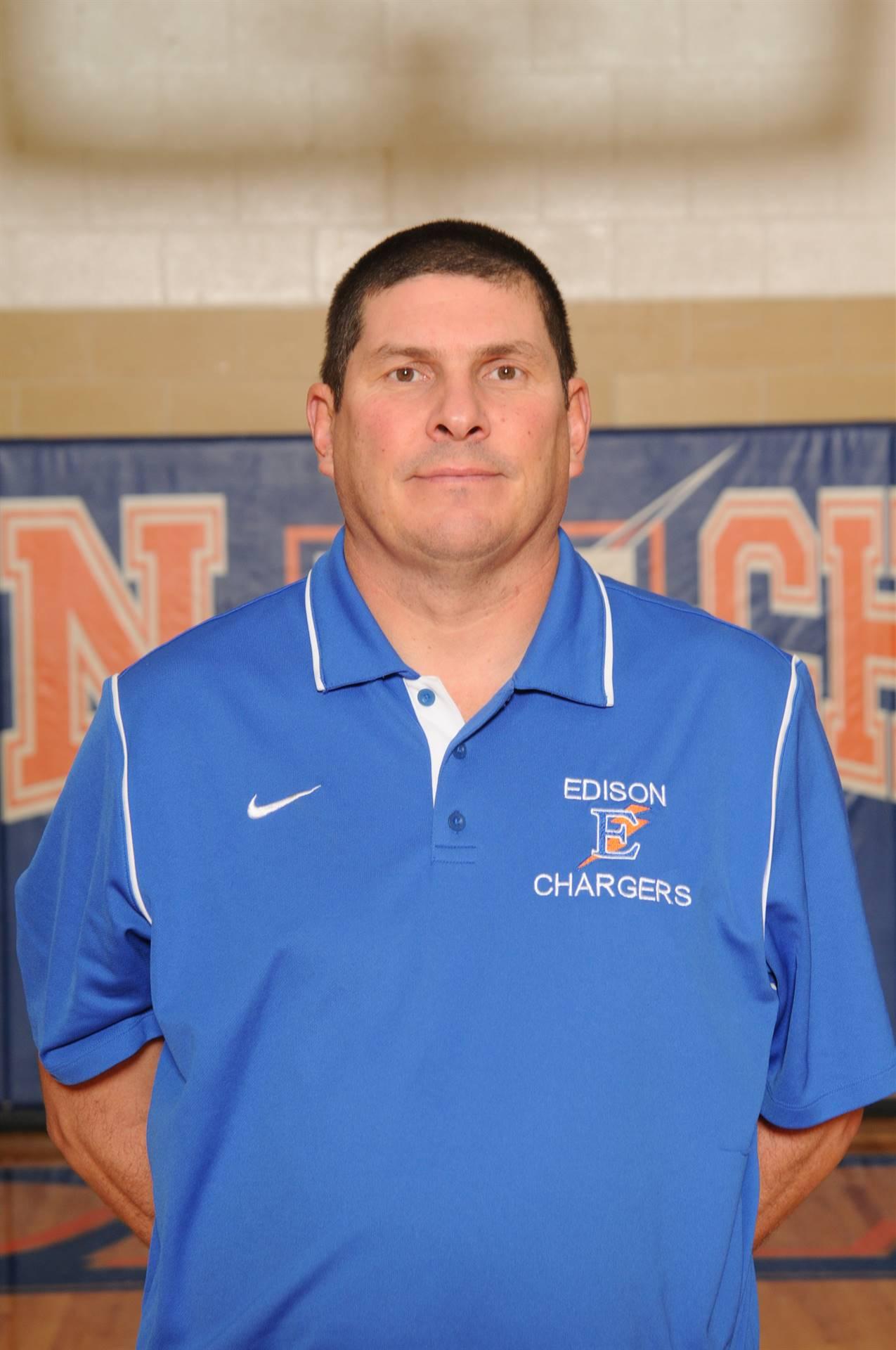 Head Freshman Coach - Mark Frankboner
