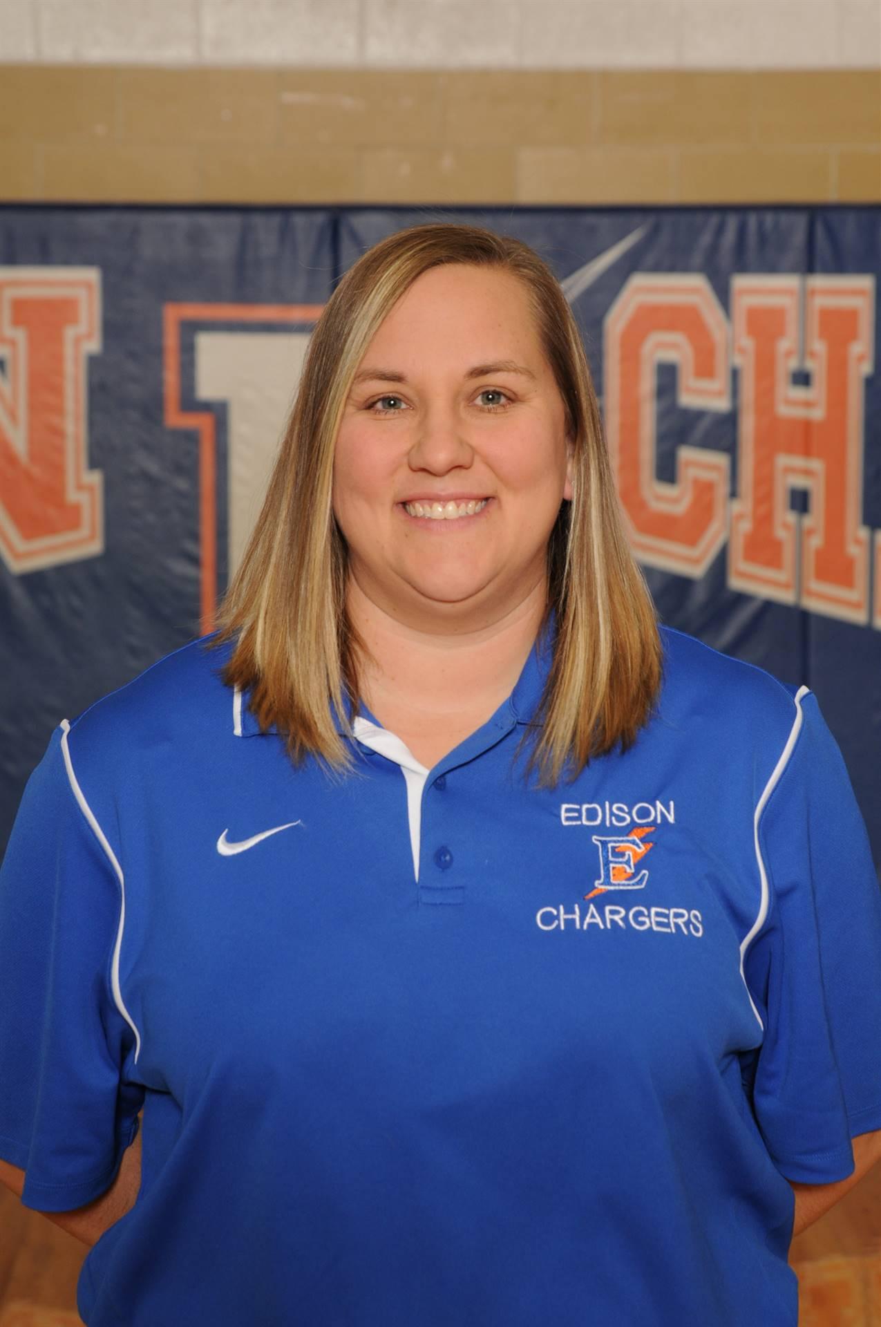 Junior Varsity Head Coach - Chelsey Meagrow
