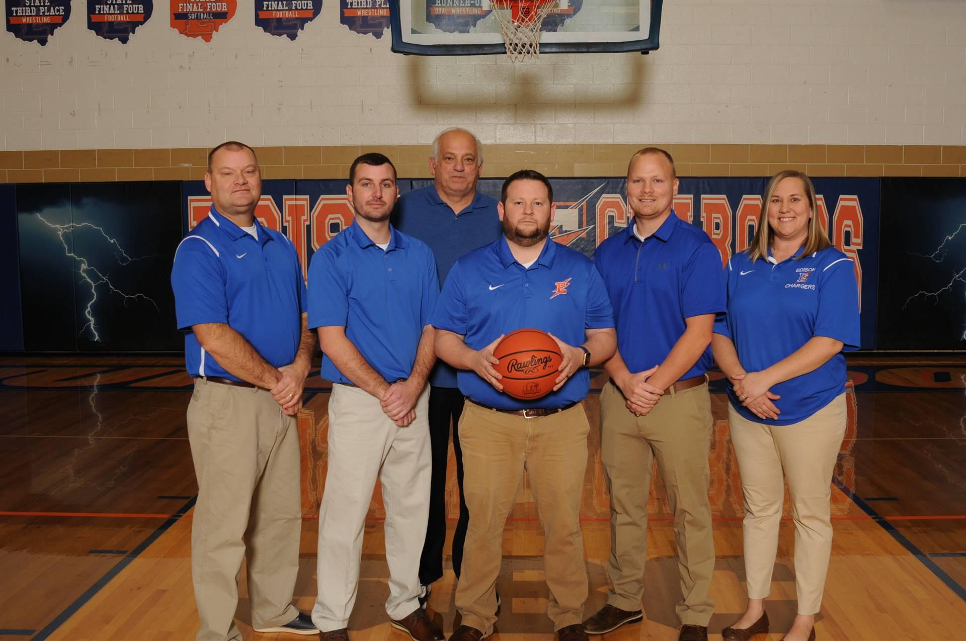 2019 Girls Basketball Coaching Staff