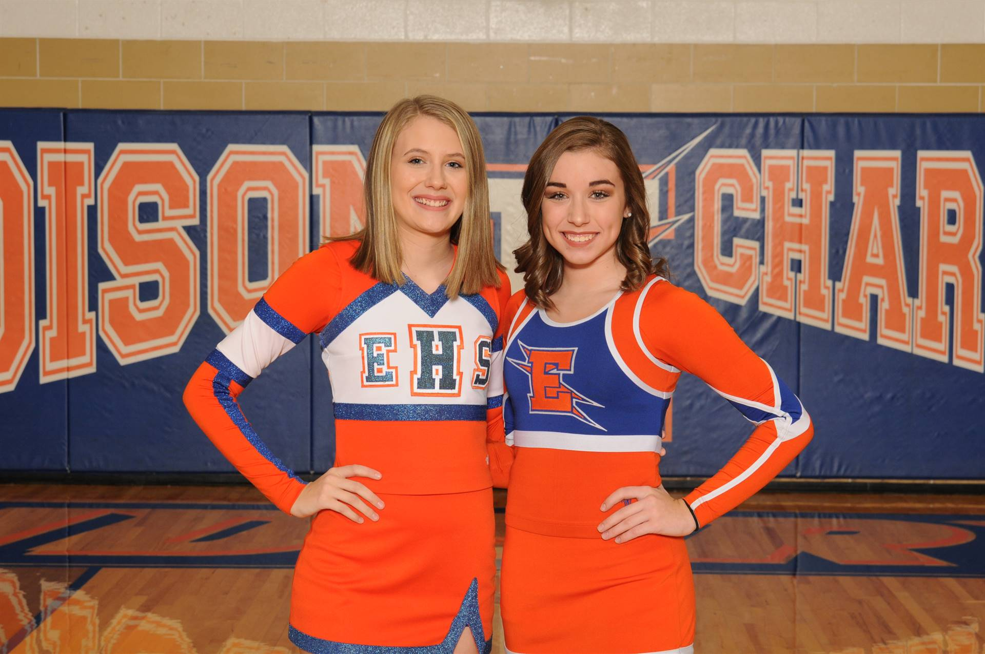 2019 Cheerleading Captains