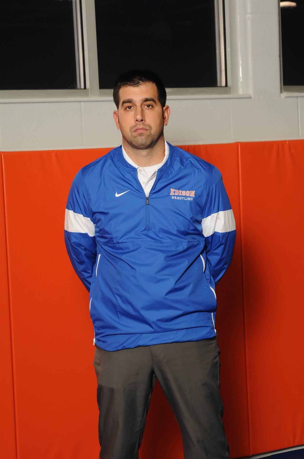 Head Coach - Davey Hermes