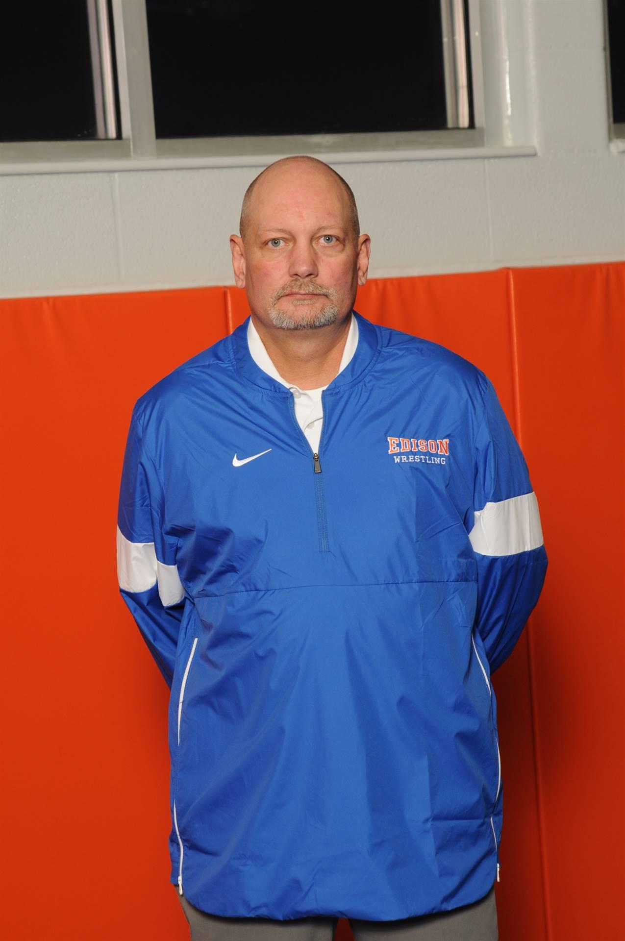 Assistant Coach - Tom Barnett
