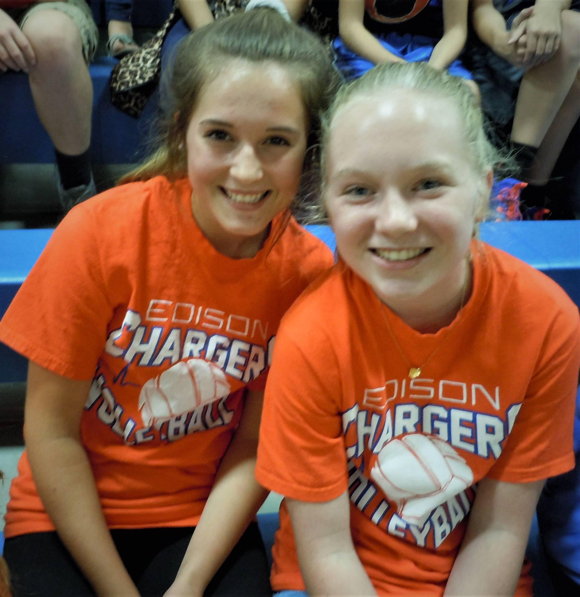 8th Grade Volleyball