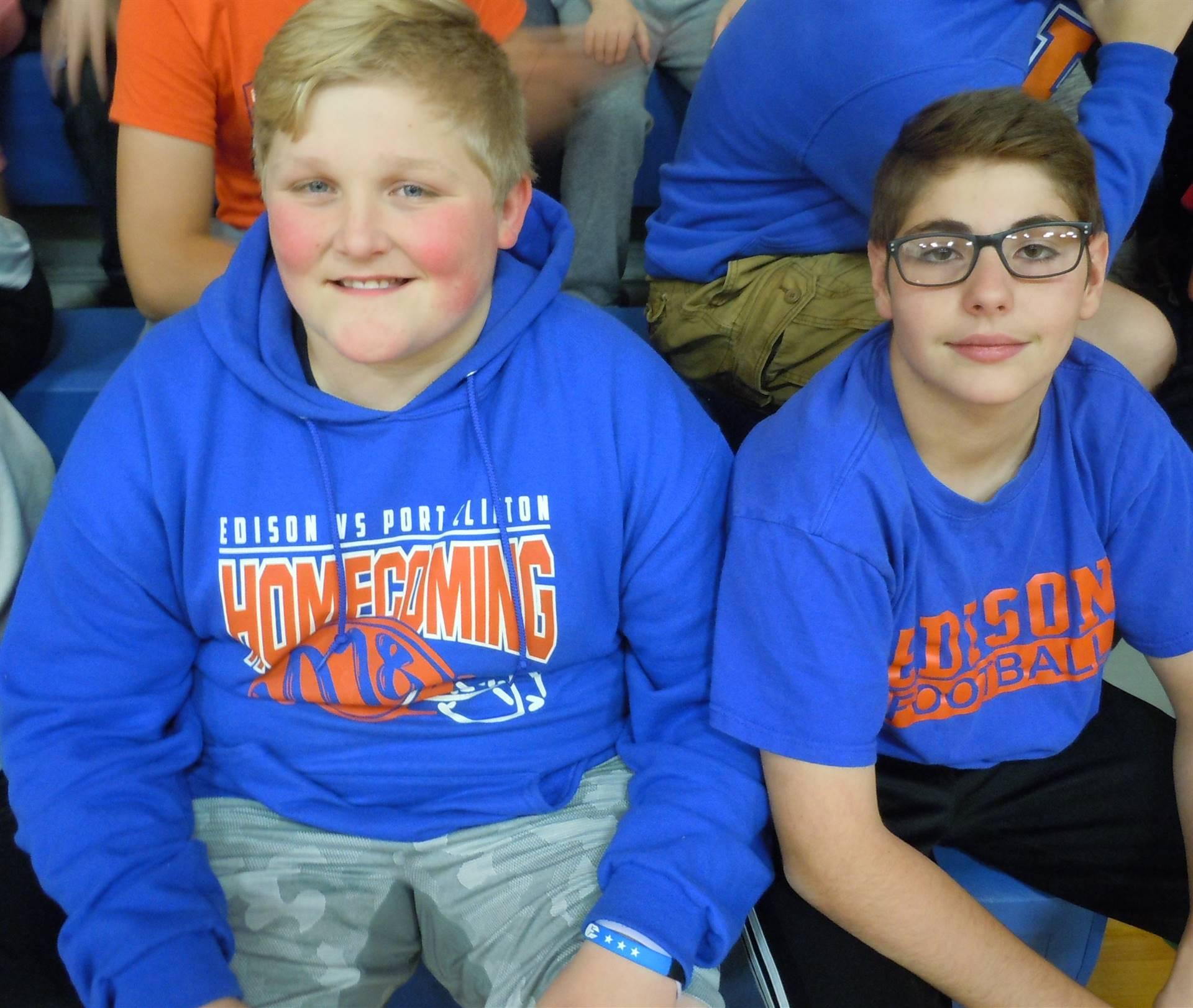 8th Grade Football