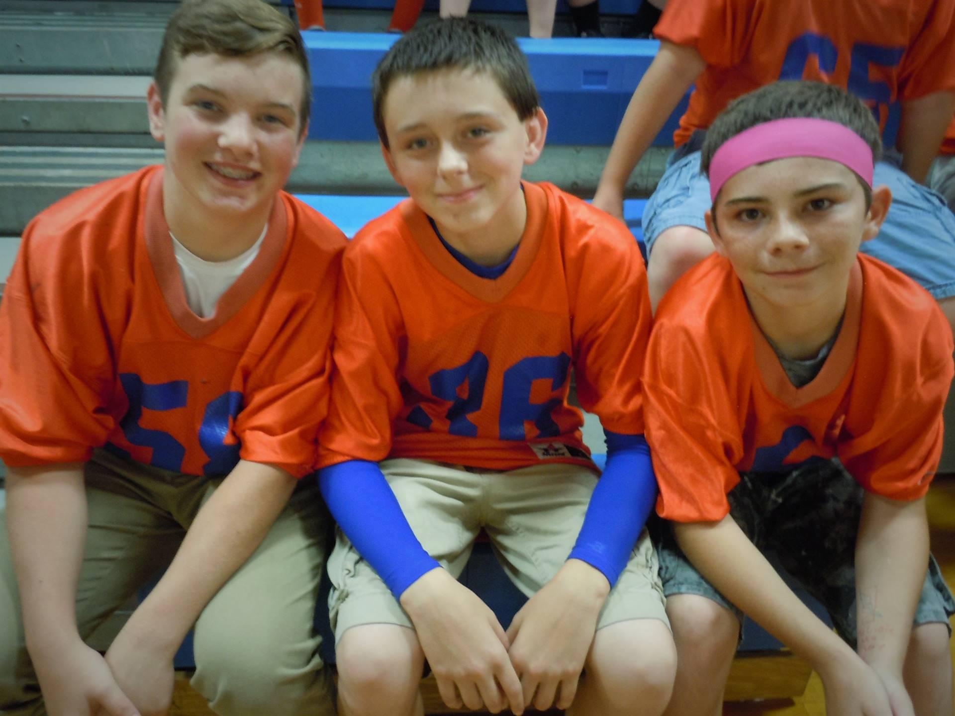 7th Grade Football