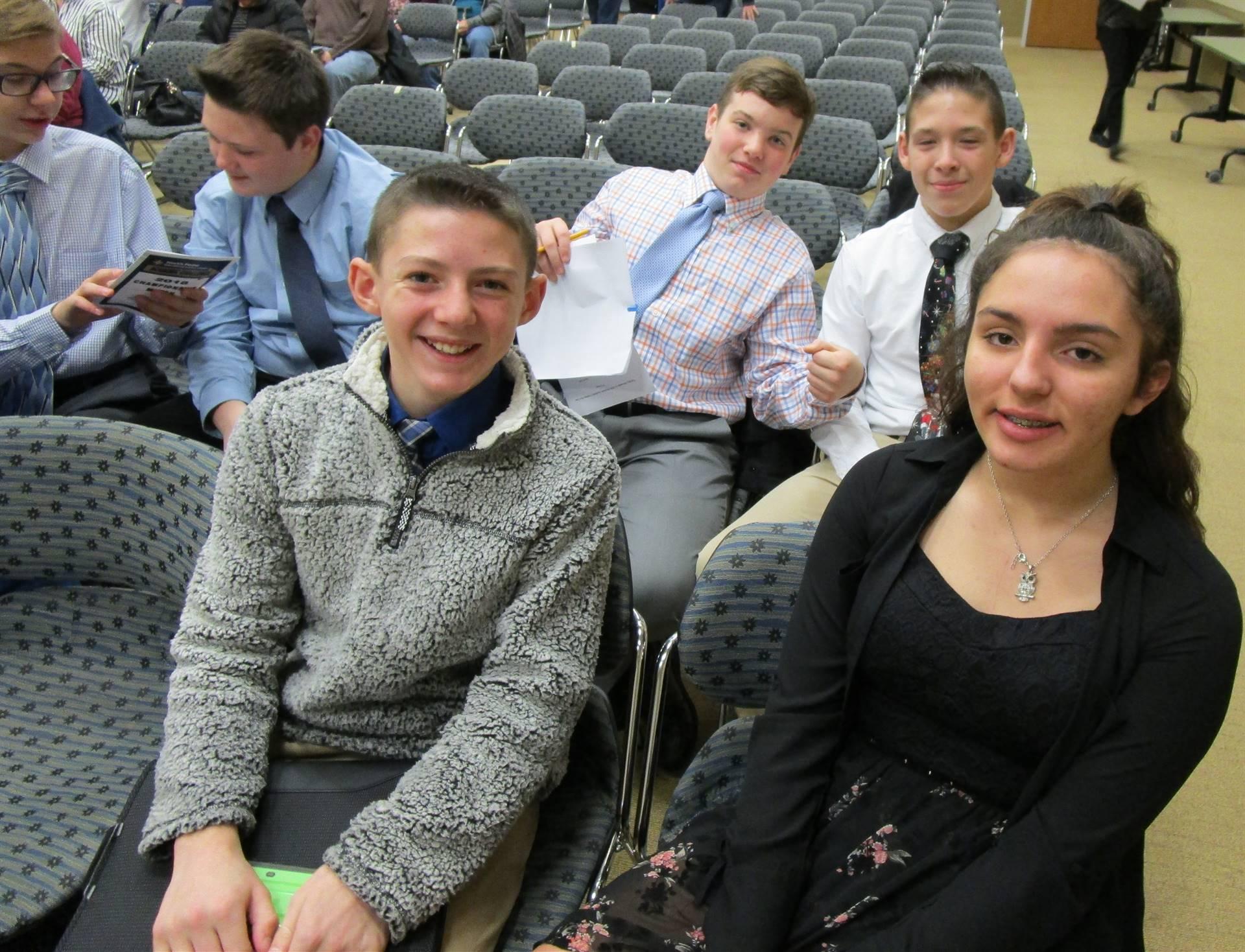 7th Grade Academic Challenge at Firelands