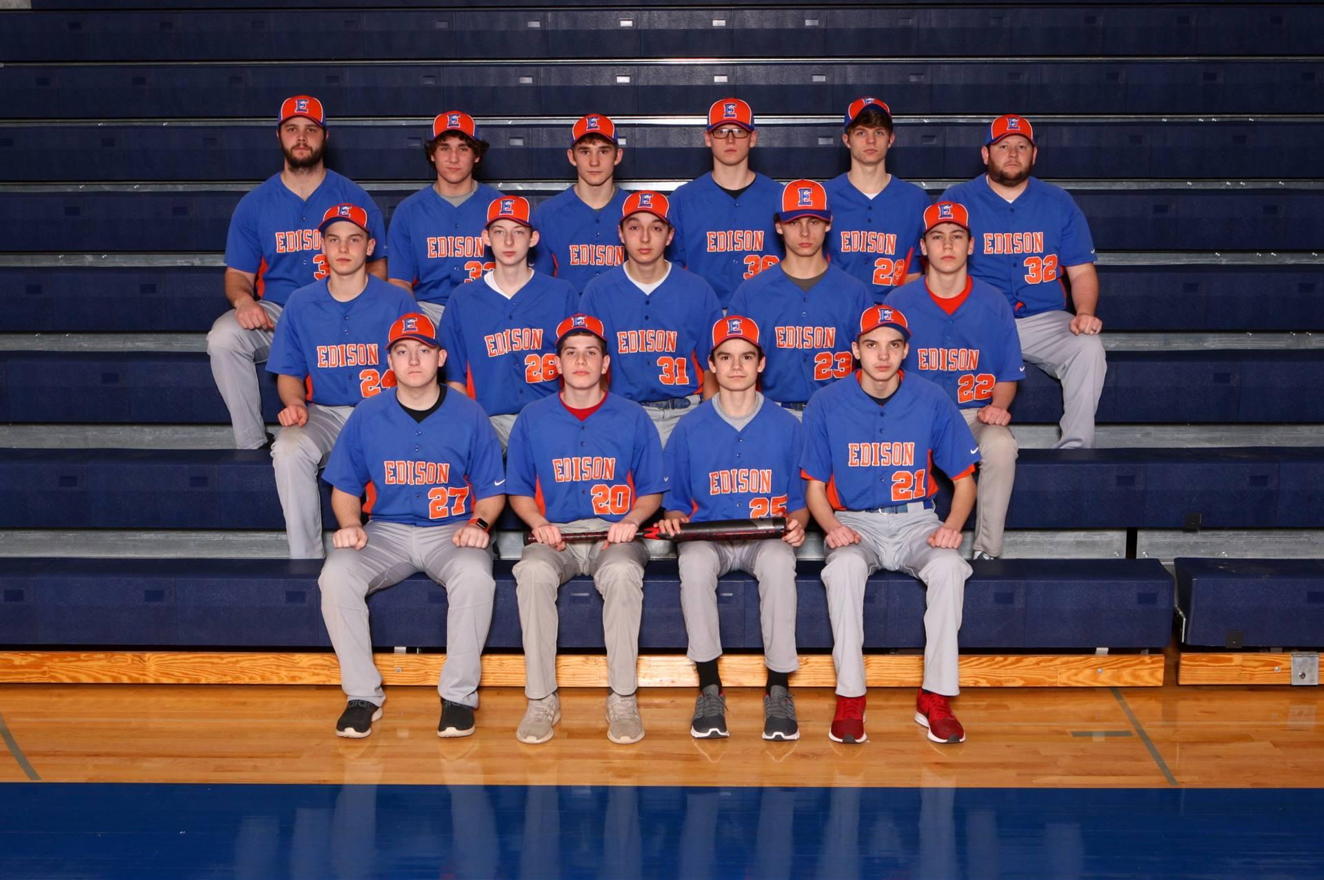2019 JV Blue Baseball
