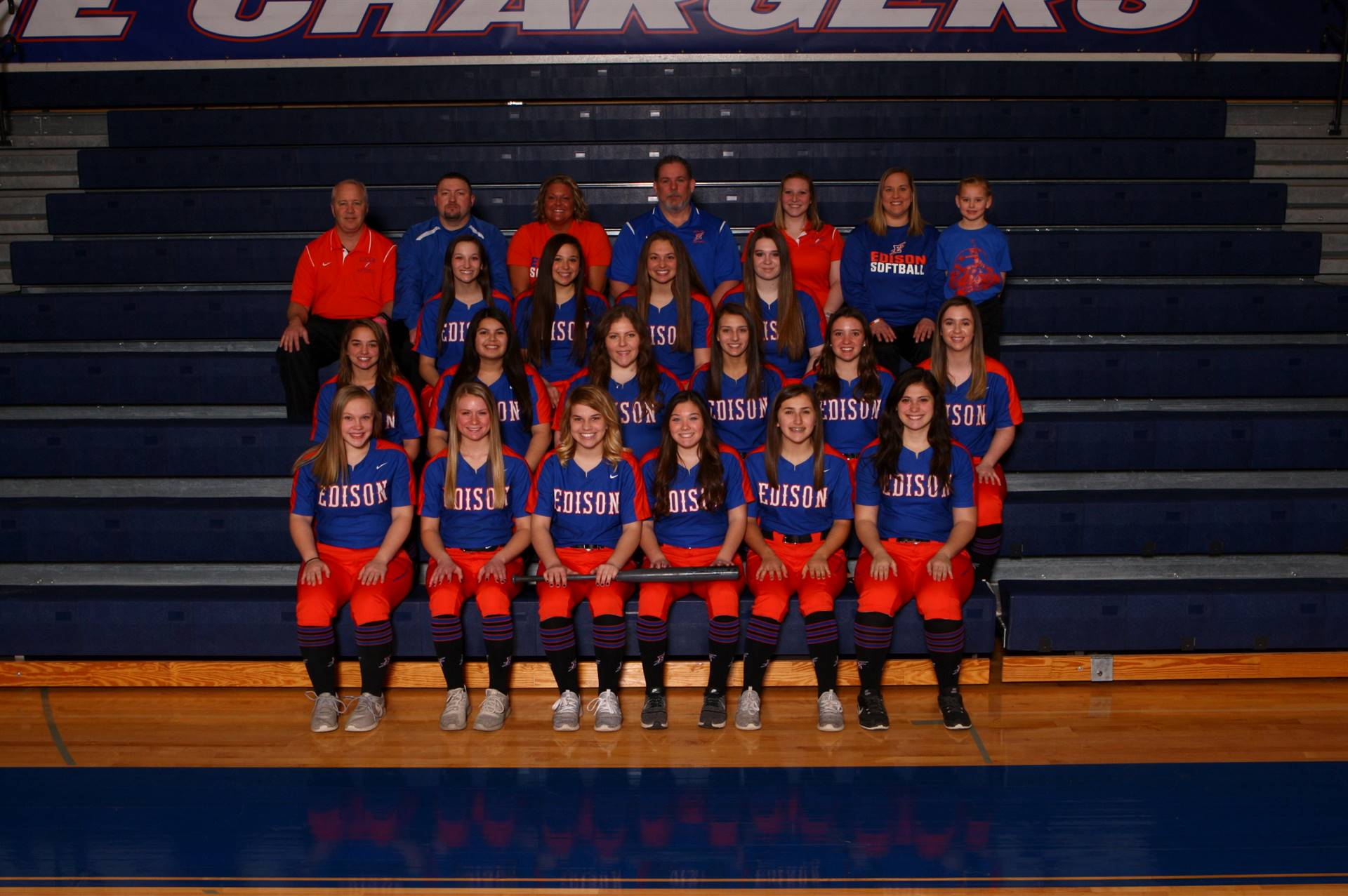 2019 Lady Charger Varsity Softball