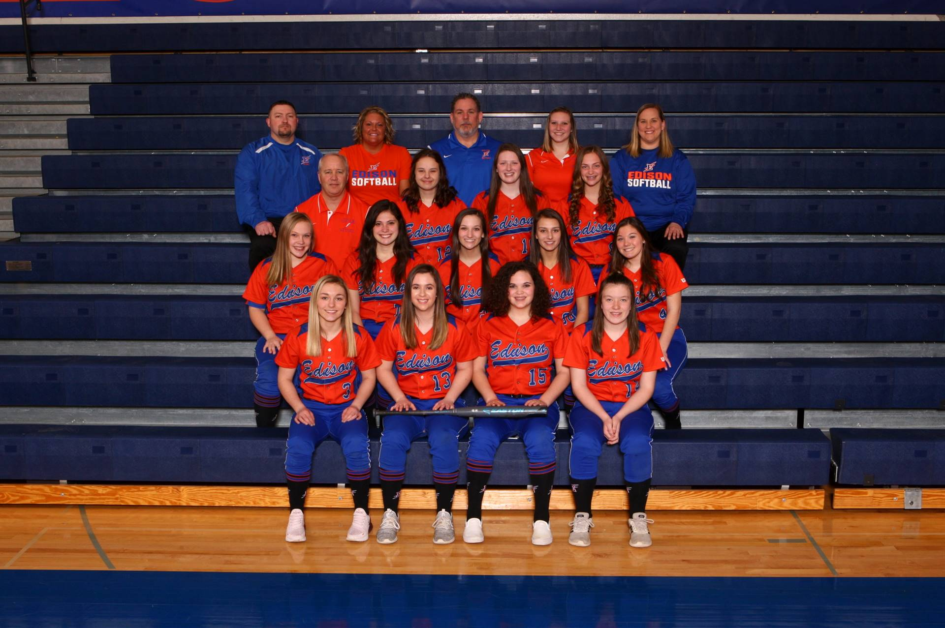 2019 Lady Charger Junior Varsity Softball