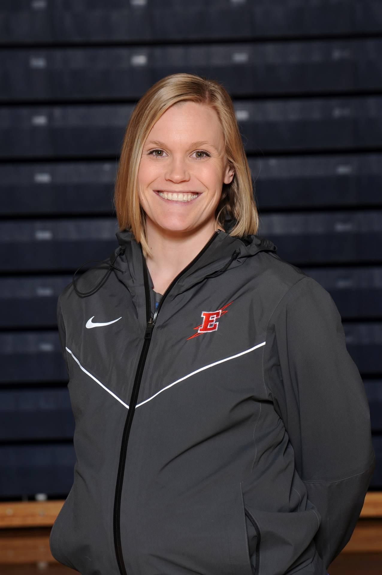 Assistant Coach - Tiffany Caponi