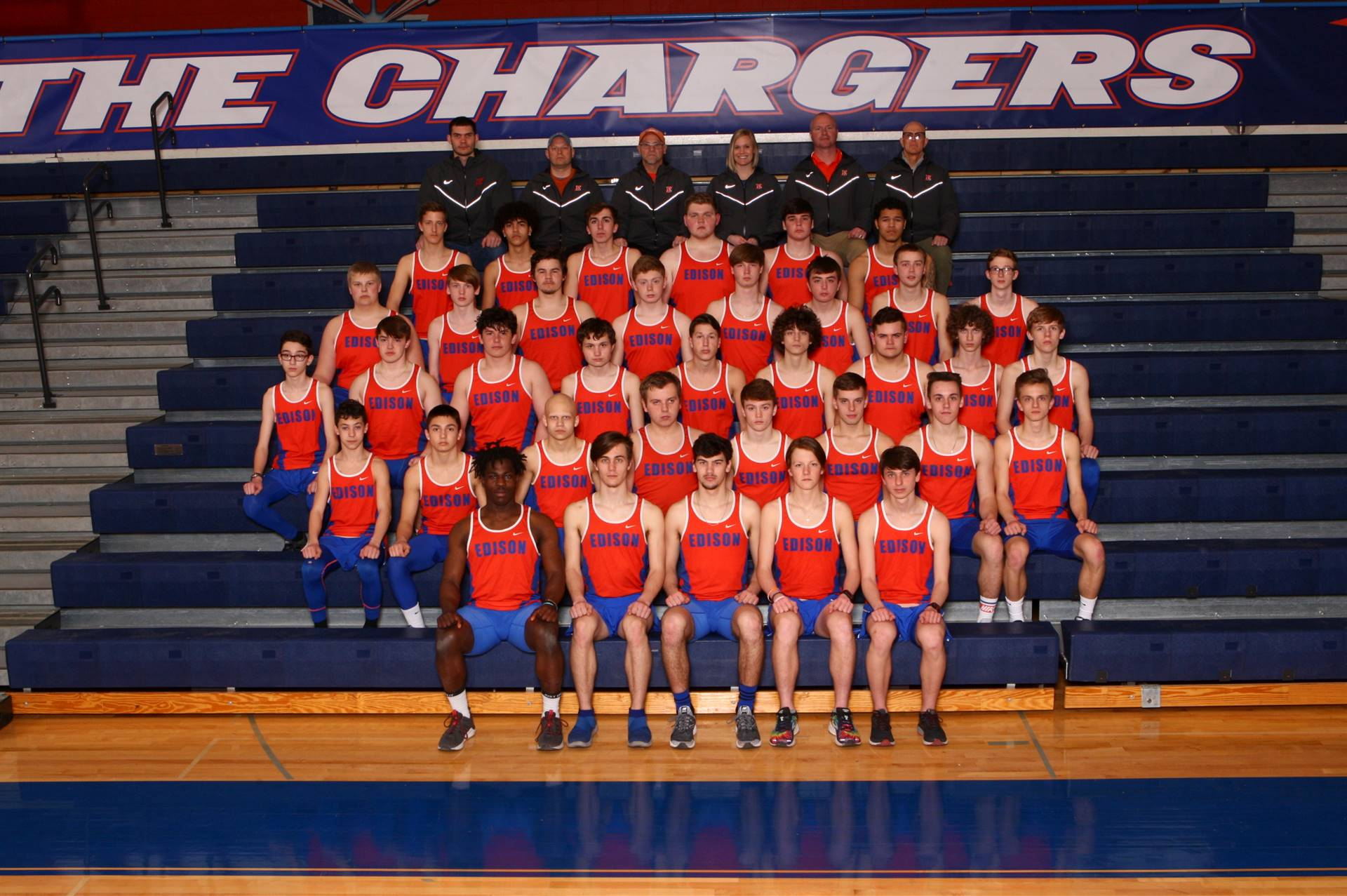 2019 Charger Track