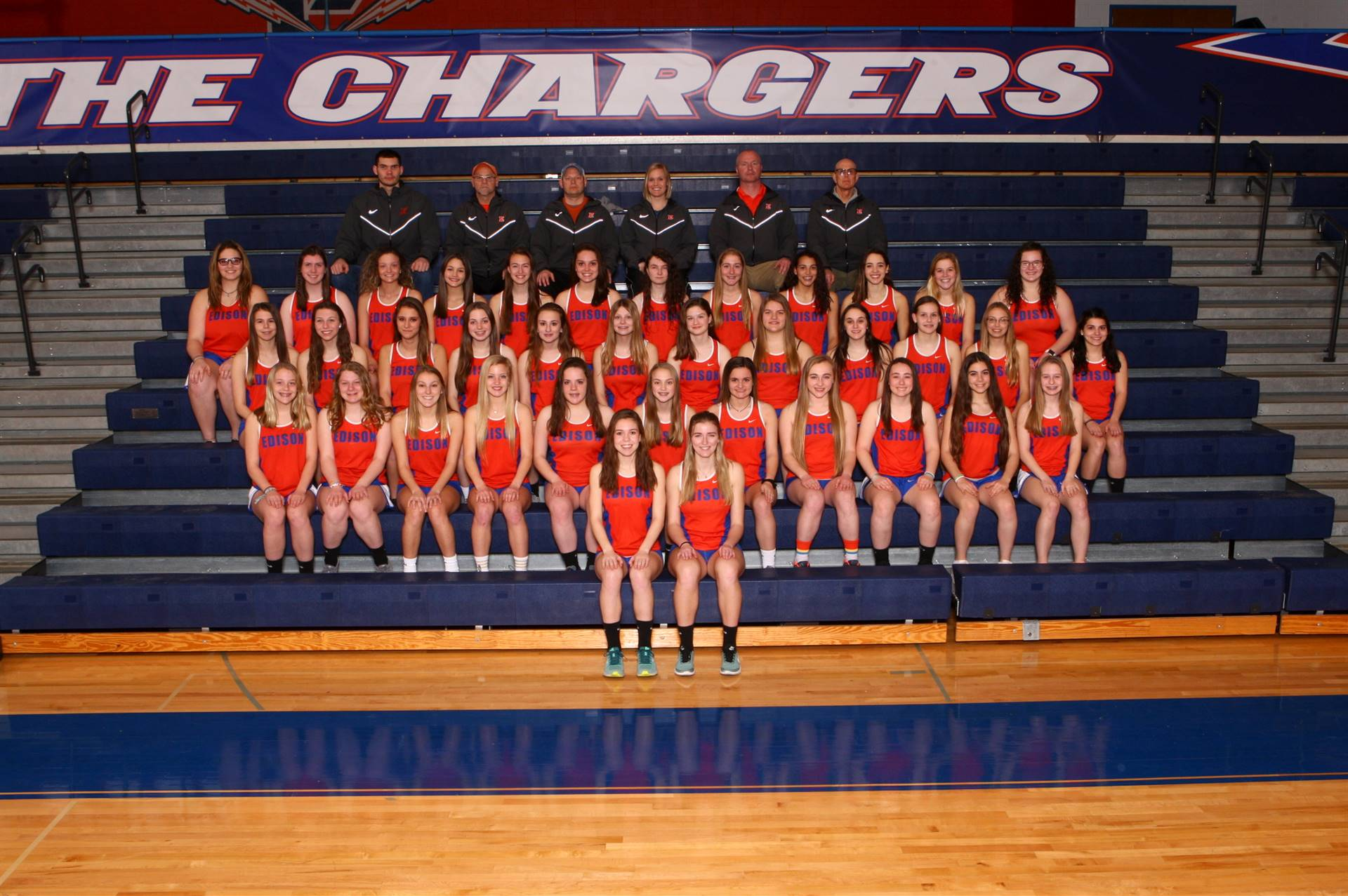 2019 Lady Charger Track