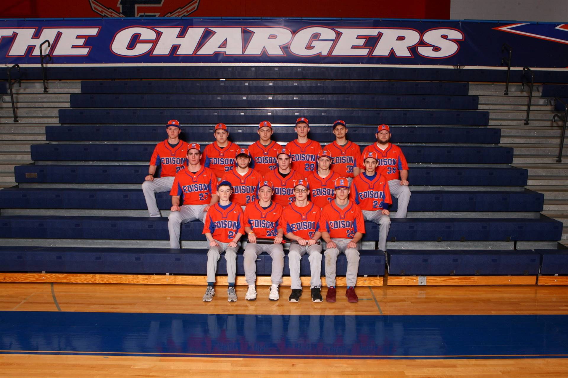 2019 JV Orange Baseball