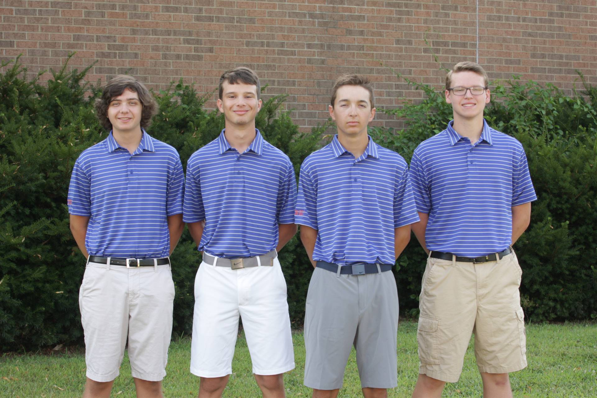 2019 Boys Golf Photos