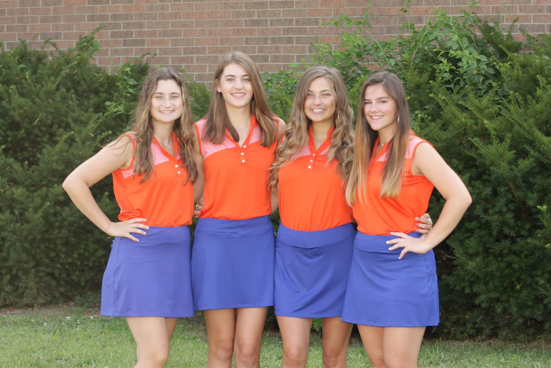2019 Girls Golf Photos