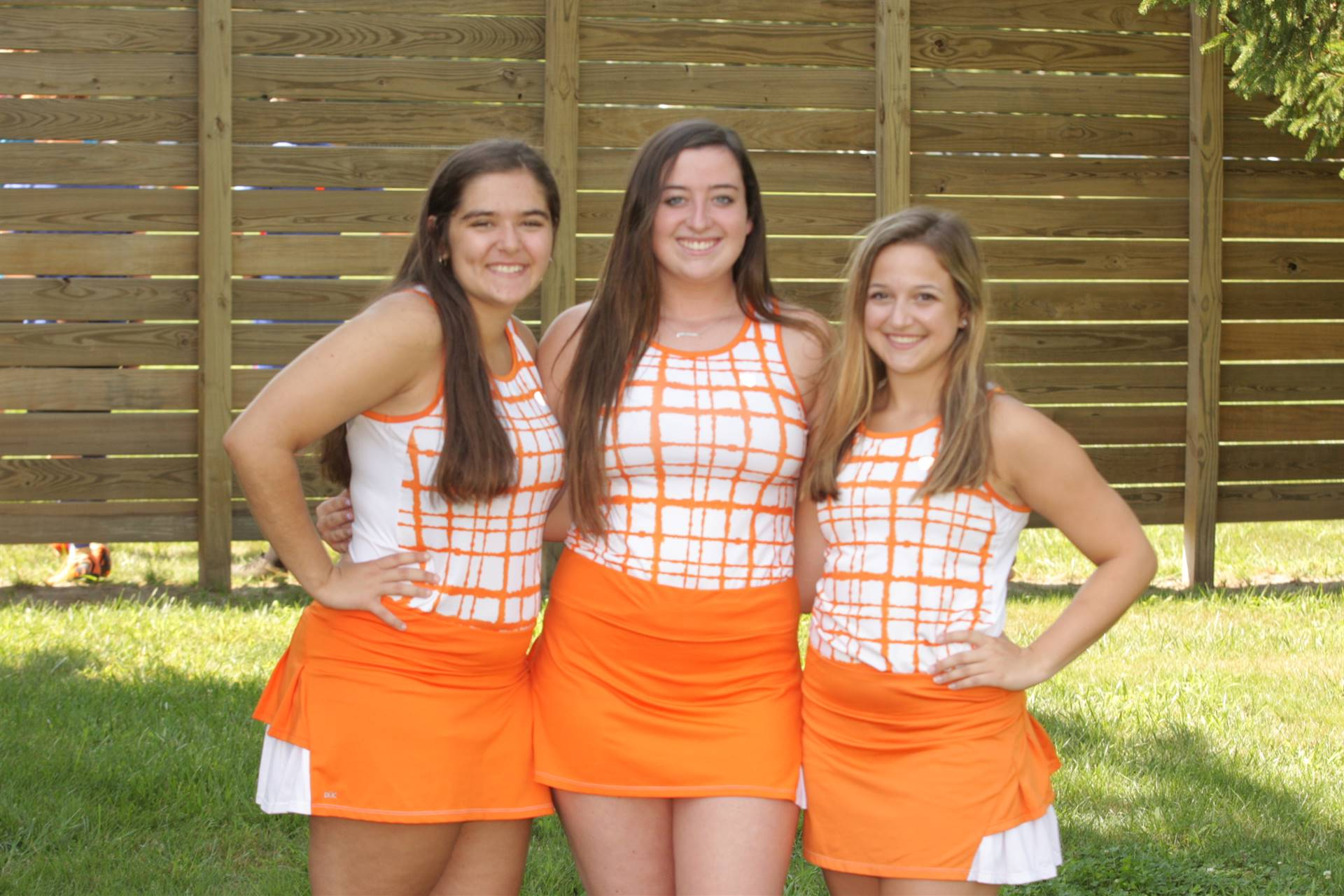 Girls Tennis Seniors
