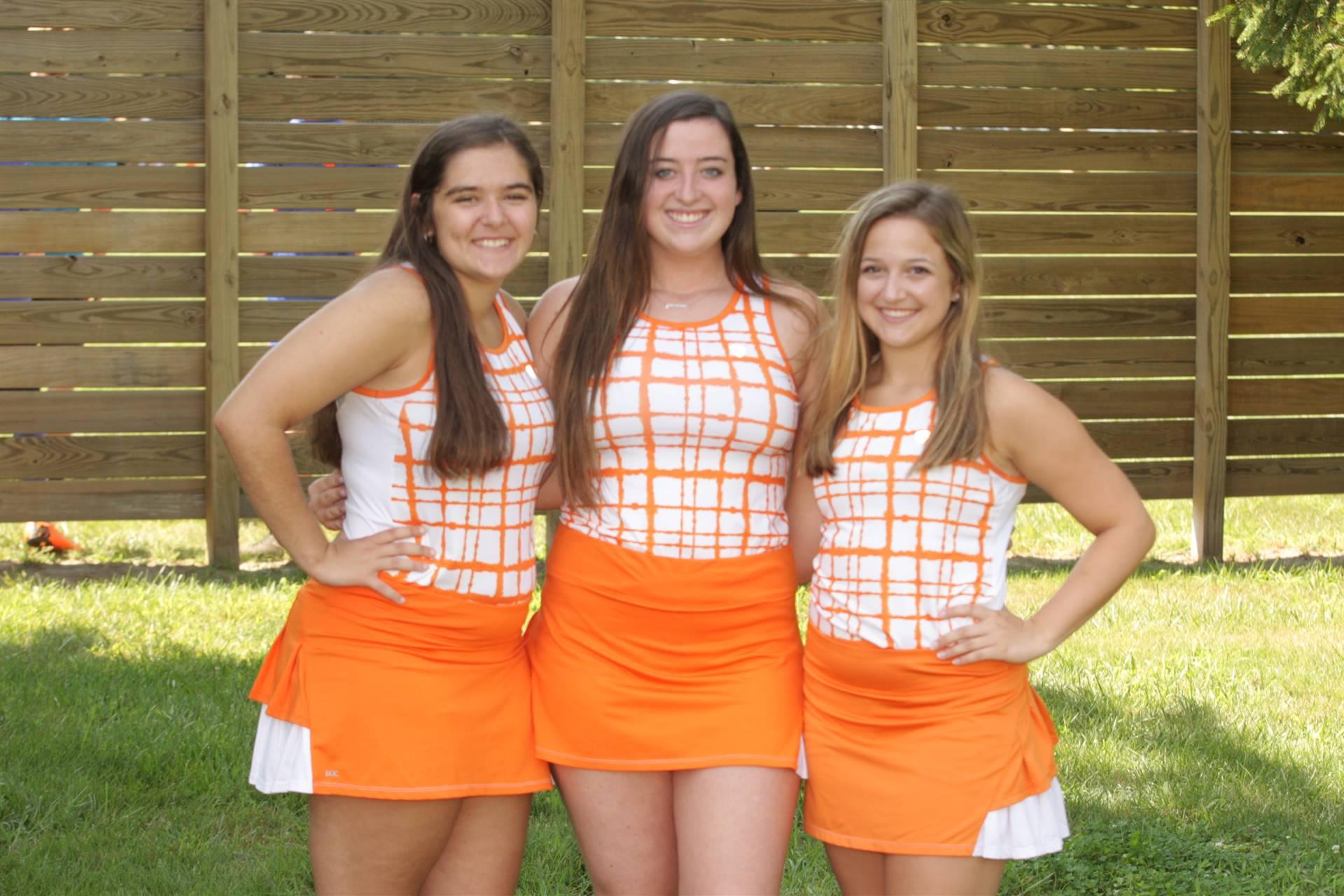 2019 Girls Tennis Photos