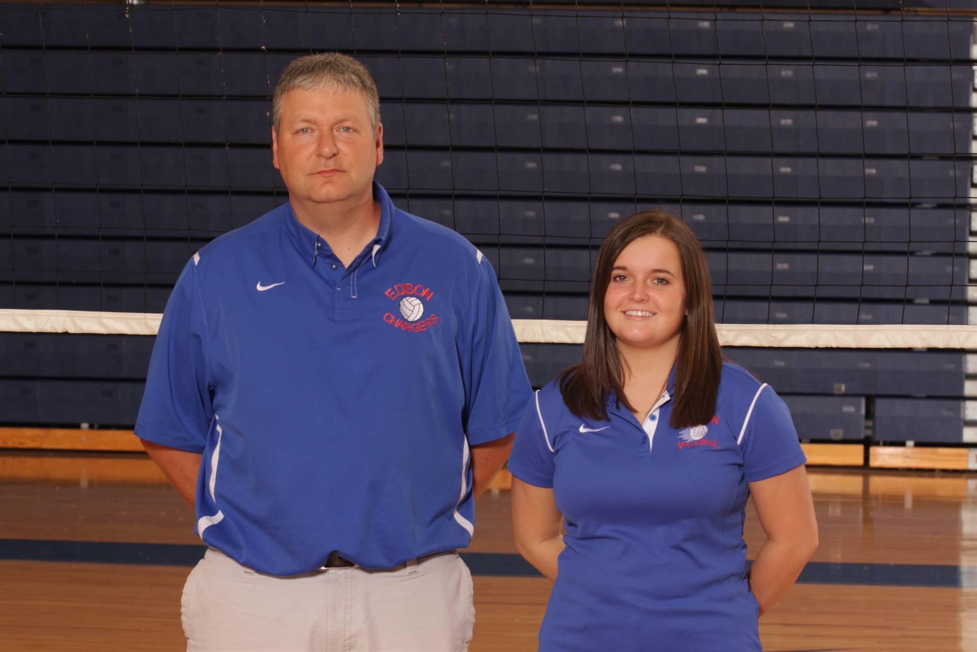 2019 Volleyball Coaching Staff