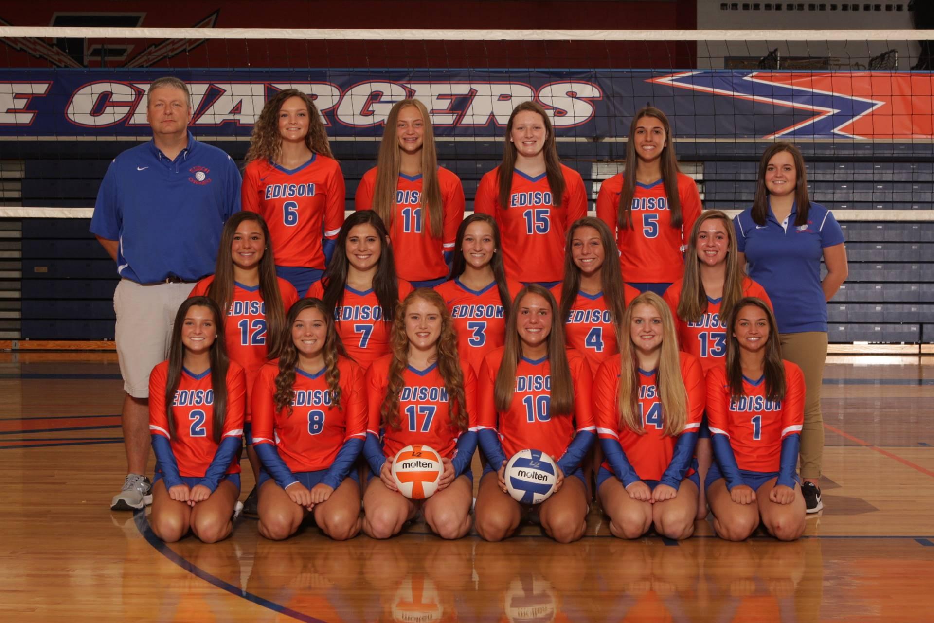 2019 Volleyball Photos