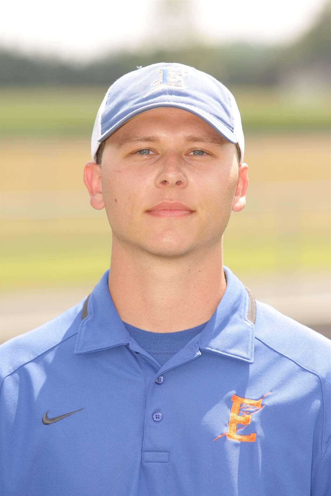 Assistant Coach - Alex Storts