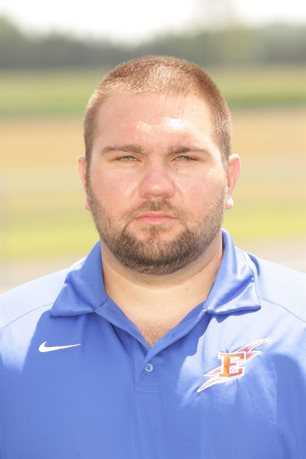 Assistant Coach - Kyle Cory
