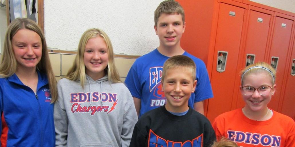 7th Grade Spirit