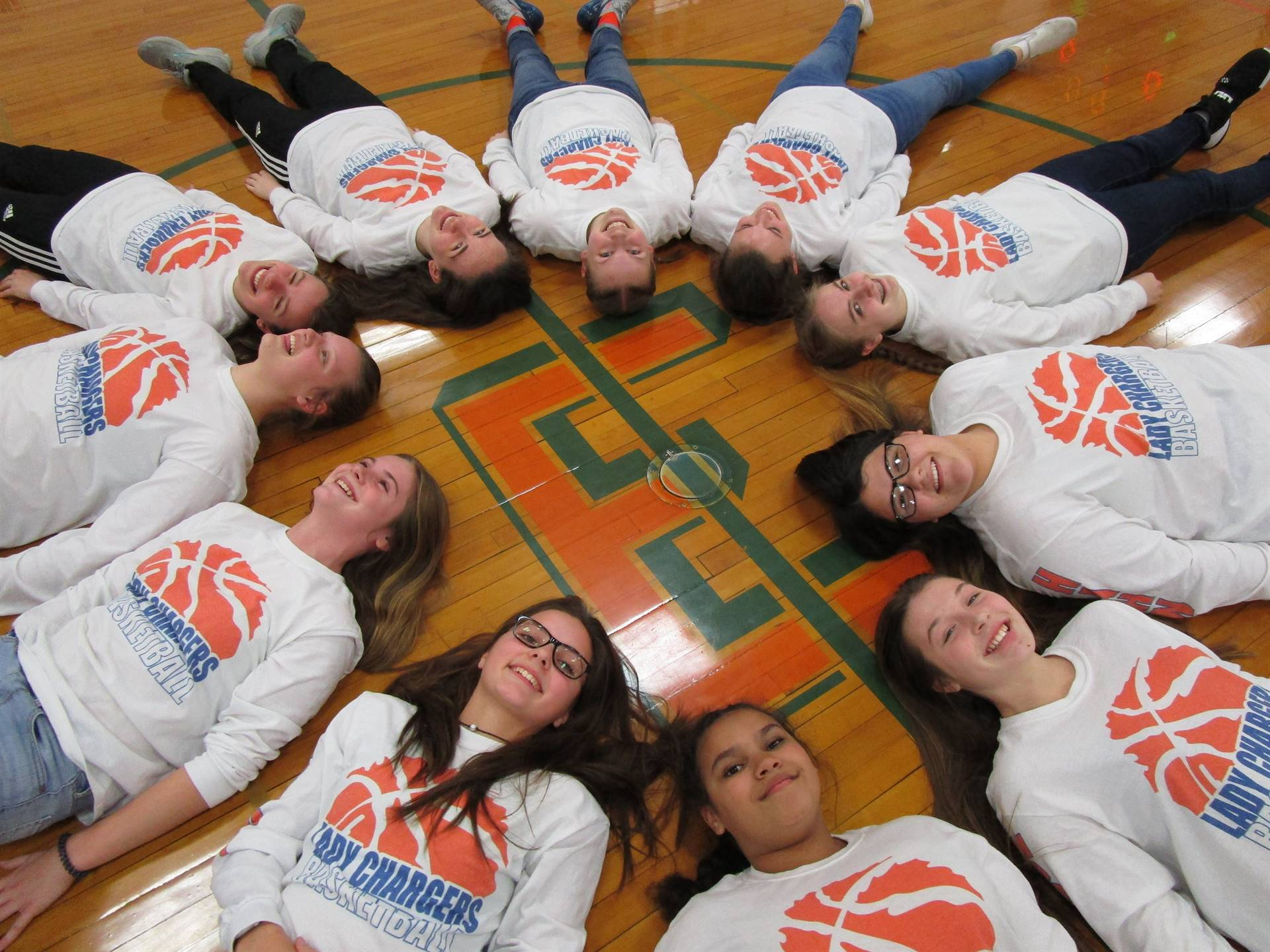 Another Look at the 8th Grade Girls Basketball Team
