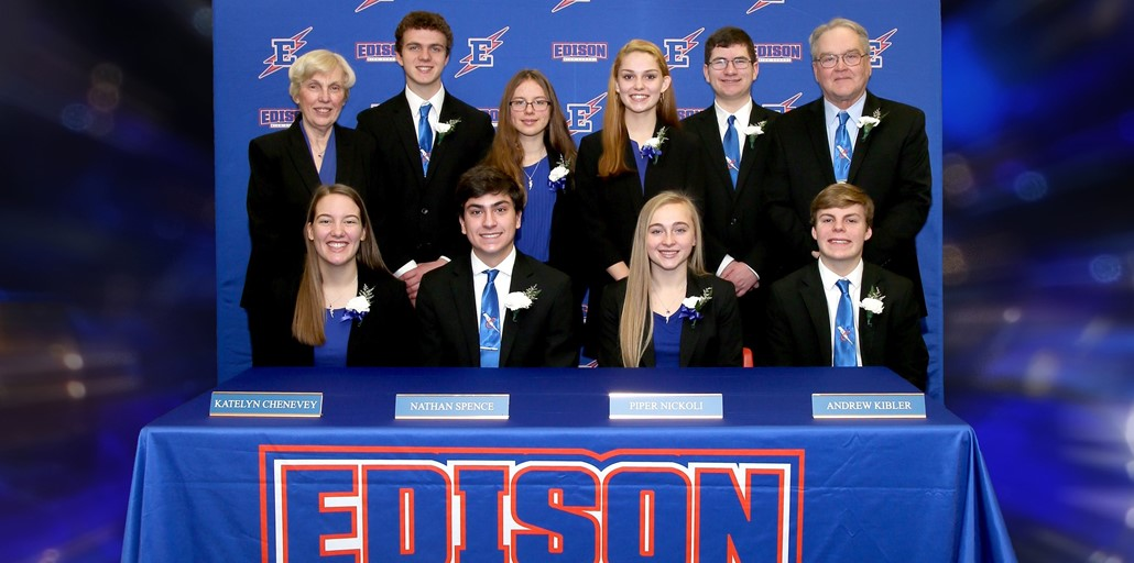 Congratulations to the Edison Firelands Challenge team on winning 8 straight years in a row!