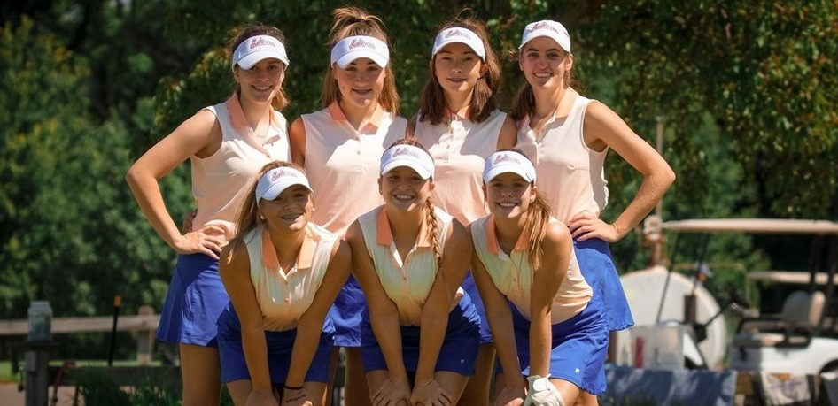 2020 Girls Golf Team